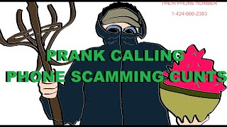 Prank Calling Phone Scammers - Dog Porn