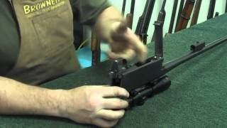 Gunsmithing: Browning Bar Hunting Rifle .30-06 (gunworks)