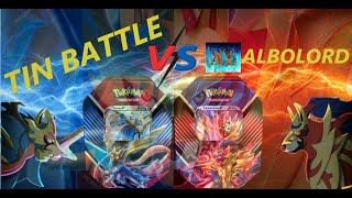 KAMPF DER LEGENDEN - Pokemon Zamazenta Tin Battle - Unboxing - Booster Opening / Schwert Schild