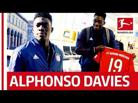 Meet Alphonso Davies – FC Bayern München's Canadian Wonderkid