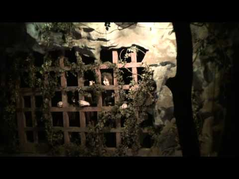 Mystery Zone Dark Ride POV Haunted Ghost House Attraction Toshimaen Tokyo Japan 1080p HD