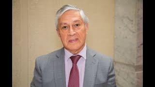 Senador David Sandoval y las acciones para un plan integral de descontaminación para Región de Aysén