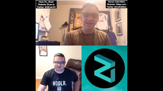Ep. 23 w/ Colin Miles, Head of Marketing @ Zilliqa on Staking, Sharding, .Zil Domains and much more!