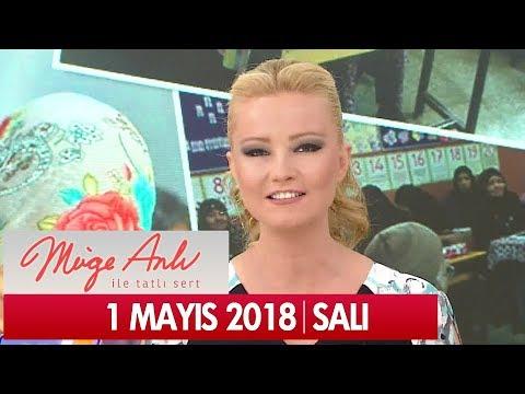Müge Anlı ile Tatlı Sert 1 Mayıs 2018 - Tek Parça
