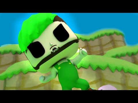 JACKSEPTICEYE ANIMATED| Dark Luigi!