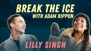 Butt Wiggling with Lilly Singh (iiSuperwomanii) Break The Ice Ep. 1