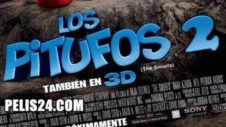Los pitufos 2 ( 2013) - Teaser trailer Español