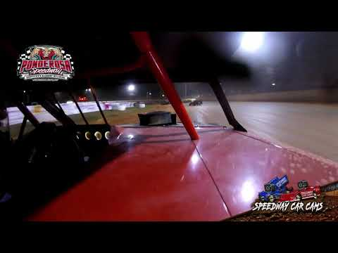 #7 Kyle Neat - Open Wheel - 8-2-19 Ponderosa Speedway - In-Car Camera