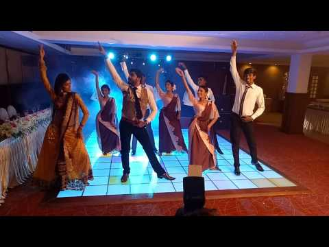 Upeksha & Chathuranga Wedding Surprise Dance