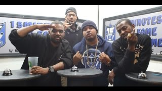 THE BAR EXAM Game Show S2 Episode 4 w/ Tay Roc, Ty Law & Danja Zone