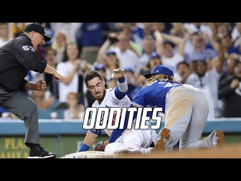 MLB | Oddities