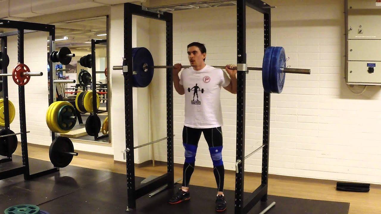 20 rep squat pierde in greutate