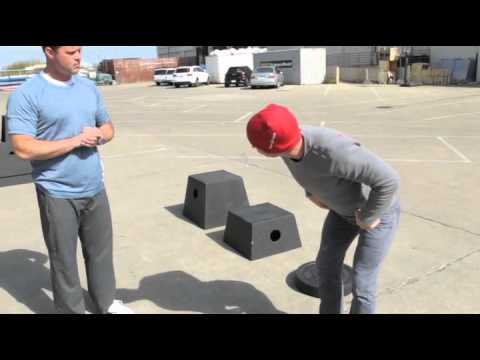 CrossFit Journal - Perfecting the Box Jump