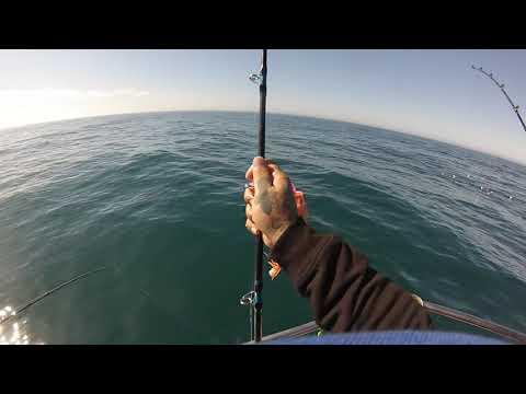 Fishing On Endeavor   Morro Bay Landing  EXTREME LANGUAGE
