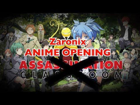 Zaronix Anime Opening v2