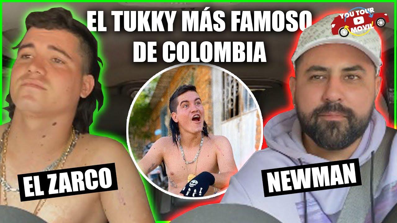 EL ZARCO - EL ÑERO CON MÁS SEGUIDORES DE COLOMBIA | YOUTOURMOVIL