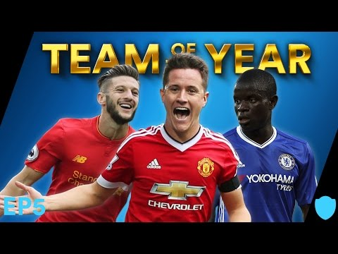 WHO ARE THE PREMIER LEAGUE CENTRE MIDS OF THE SEASON? | SOCIAL CLUB TEAM OF THE YEAR
