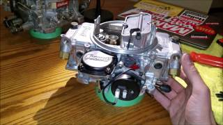 Tuning a Holley Style Carb - Bench Settings (sent by subscriber PART: 1)
