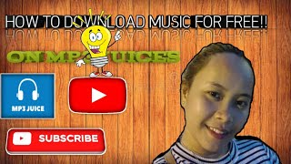 Download How to download music for free on MP3 juices ( tagalog version) I Queen and King Vlogs