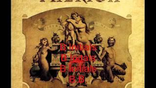 Therion - Initials B. B. Subtitulado al español