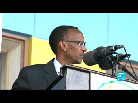 Reporters - Paul Kagame: up close and personal