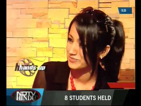 HANDS UP - TRISHA AND GAUTHAM VASUDEV MENON - EPI 3 - 1(3) - NDTV HINDU