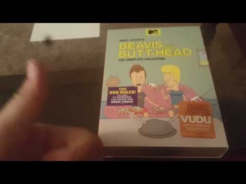 Beavis and Butt-Head: The Complete Collection DVD (EARLY!???!) Review