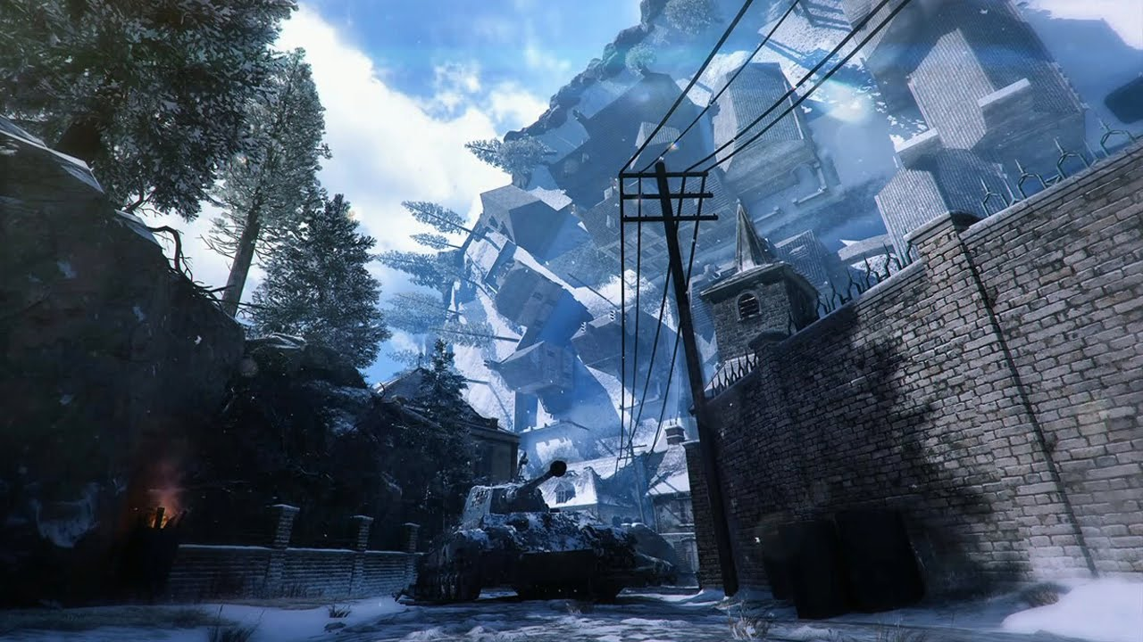 Wwii Map In Bo3 My Favorite Map Black Ops 3 Multiplayer