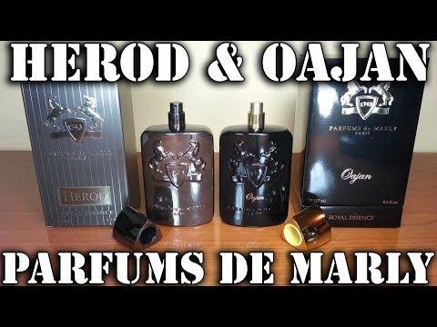 Herod & Oajan by Parfums de Marly