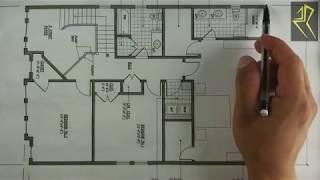 Como Escuadrar En Construccion - 3,4,5 / 4 Metodos