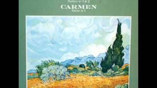 Bizet / Herbert von Karajan, 1958: Carmen, Suite No. 1 - Entr