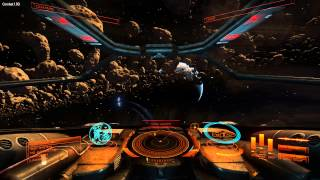 Elite Dangerous: Voice Attack & ED Tracker demo