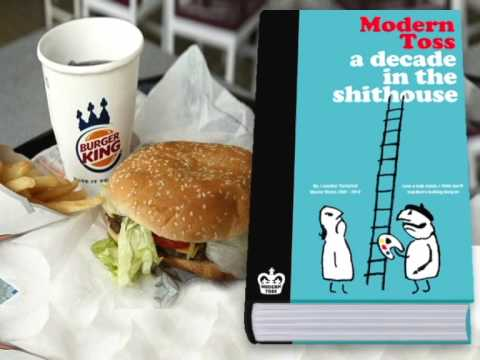 10 Years of Modern Toss: A Decade in the Shithouse