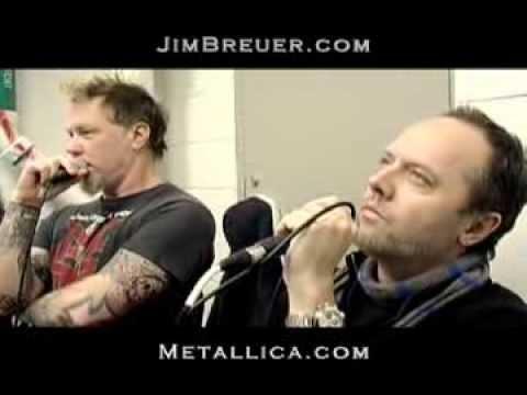 Jim Breuer Interviews Metallica: Episode 9 Thumbnail image