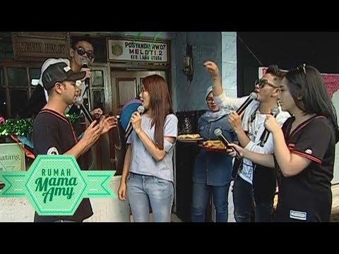 Ini Ekspresi Gigi Pas Ketemu Ayu Ting Ting KW  - Rumah Mama Amy (7/9)