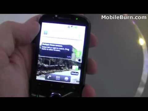 Huawei IDEOS hands-on and feature tour