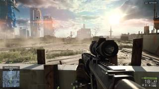 Battlefield 4 Intro + Mission 1 - Baku [2K]