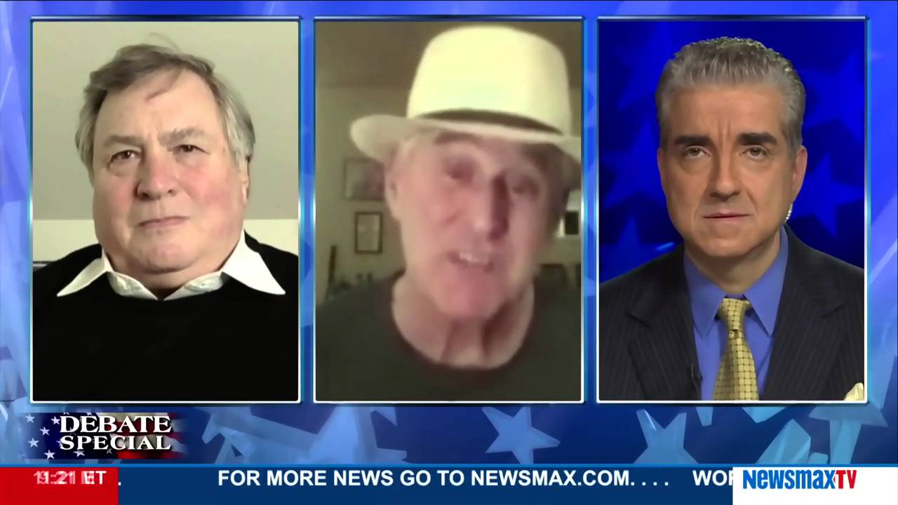 Download Newsmax Post Debate Show | Dick Morris, Roger Stone and Steve Malzberg analzye the debate