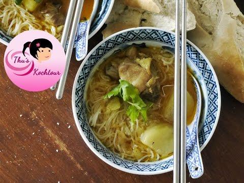 Chicken Curry with coconut/ Hähnchen Curry mit Kokosnussmilch/ Ca Ri Ga