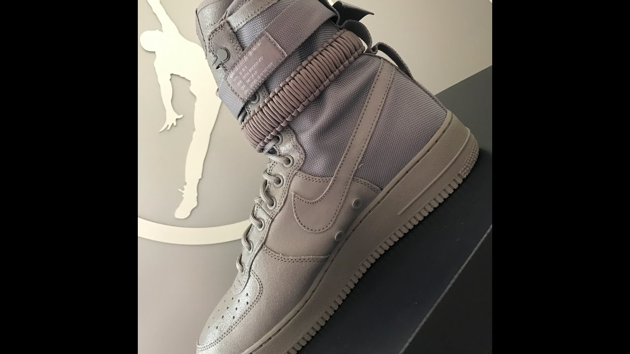 Nike Air Force 1 SF Special Forces