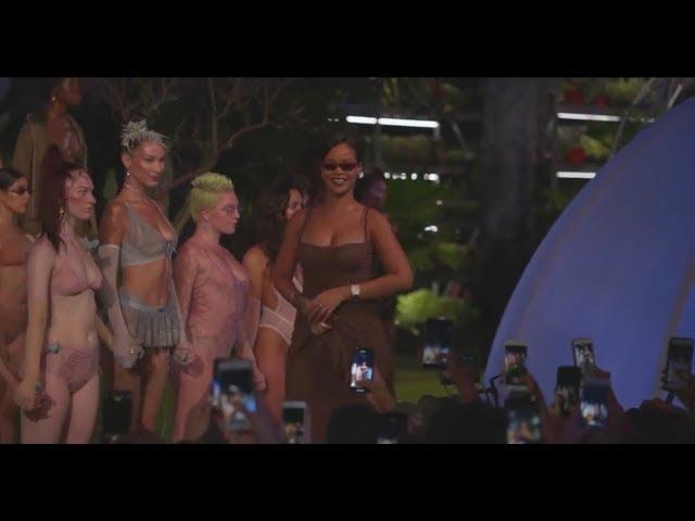 c8b3a0cc2a7 Rihanna celebrates women of every shape