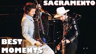 HARRY STYLES HIGHLIGHTS FROM SACRAMENTO, CA 2018