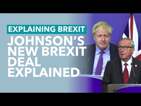 Johnson's New Brexit