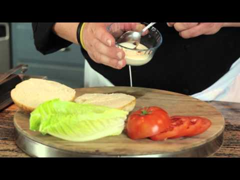 How to Make a Frozen Burger Taste Good : Making Meals Delicious - cookingguide  - MZEyI9xOpg8 -