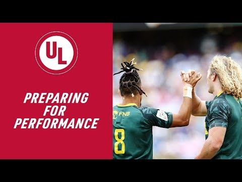 Preparing for performance: South Africa