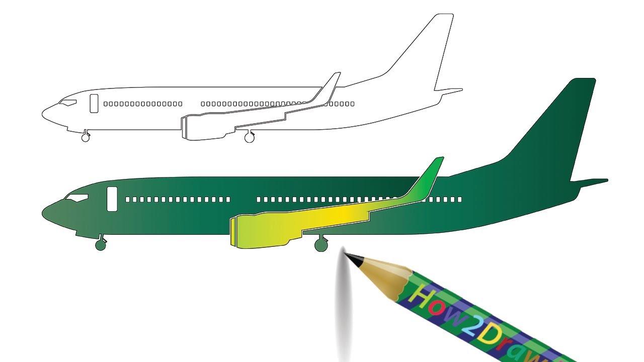 manikmr49 - Airplane Drawing &