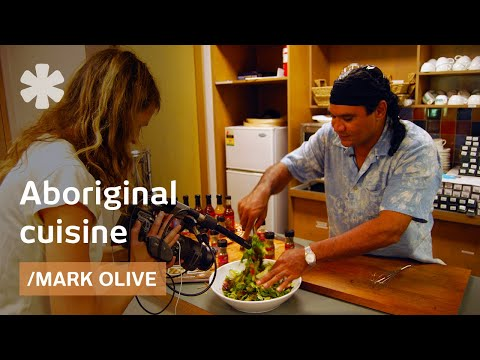 Aboriginal chef mark olive how to cook with indigenous for Aboriginal cuisine