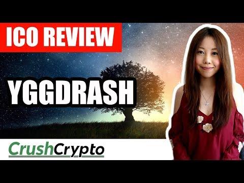 ICO Review: Yggdrash (YEED) - Trust-Based Multi-Dimensional Blockchains
