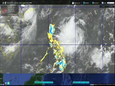 LPA to dampen Luzon: PAGASA