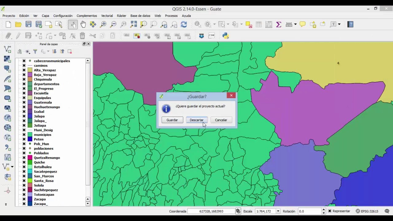 OSGeo + QGIS Server - Map Server for Windows